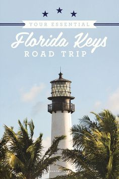 Explore the Florida Keys and stop at a beach or two!