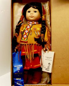 Starshine Dancing Flame Doll Gotz Puppe Outfitted Apache Indian 9 of 50 | eBay