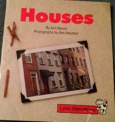 Morris, Houses, non-fiction, diversity, language, house, city, town, brick