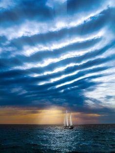 Sailing for a Dream - Rong Yang