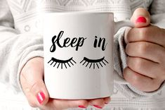 the BEST coffee mugs for non-morning people