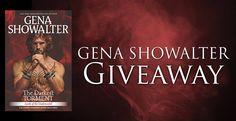 #UrbanFantasy # Romance #Giveaway – Win Any #GenaShowalter Novel! #kindle #amreading