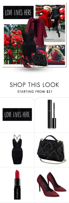 """""""Untitled #328"""" by lo2lo2a ❤ liked on Polyvore featuring Chanel, Miu Miu, Givenchy, Smashbox, Wet Seal, women's clothing, women, female, woman and misses"""