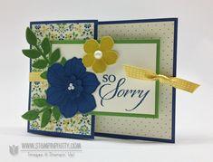 Stampin up stampinup stamp pretty order online secret garden spring catalog cards idea demonstrator