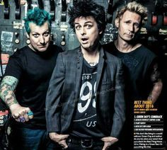 The Fountain of Youth has been found. Music Love, Music Is Life, Music Music, Soft Grunge, Green Day Billie Joe, Hello Green, Billy Talent, Jason White, American Idiot