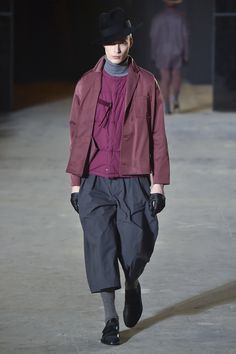 Robert Geller Menswear Fall Winter 2016 New York