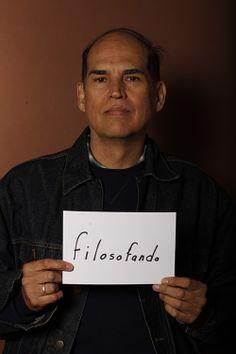 Philosophising, Fernando Cantú, Maestro, SEP, Monterrey, México
