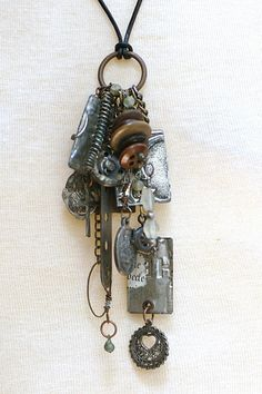 Urban Amulets ... the essence of Found Objects