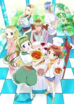 El Anime Piace: Watashi no Italian anunciado con doce episodios.