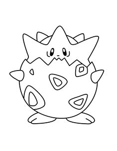 Rare Pokemon Coloring Pages Images