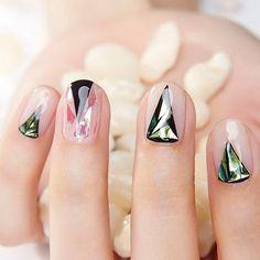 #nailsrt #glass