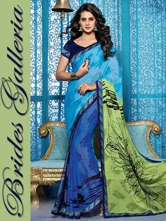 Latest Brides Galleria Elegant Saree Collection 2015