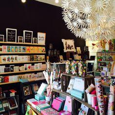 LITTLE PAPER LANE in Mona Vale, Sydney. Stationery heaven www.littlepaperlane.com.au