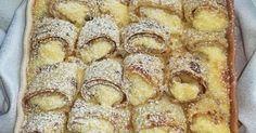 Zrazy is a traditional Polish dish filled with bacon, breadcrumbs, mushrooms, an… – I Cook Different Hungarian Desserts, Hungarian Recipes, Cookie Desserts, Cookie Recipes, Dessert Recipes, Sweet Pastries, Bread And Pastries, Delicious Desserts, Yummy Food