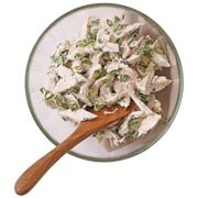 Basic Chicken Salad – Easy Chicken Recipes - Woman's Day Made this tonight... great as a panini with motzarella!!!