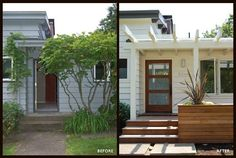Before After #curb #appeal by pauline