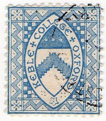 Oxford and Cambridge college stamps - Wikipedia, the free encyclopedia
