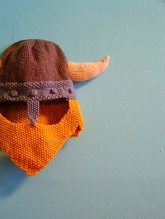Viking hat with beard by She Needs Therapy #tichtach
