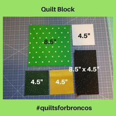 Take Five Quilt Block (1)