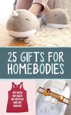 25 Delightfully Cozy Gifts For Anyone Who Hates Leaving The House - Geschenkideen - Creative Gift Creative Gifts, Cool Gifts, Diy Gifts, Best Gifts, Weird Gifts, Wrapping Ideas, Gift Wrapping, Gifts For Friends, Gifts For Him