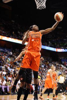Nneka Ogwumike om her first WNBA All star game 2013