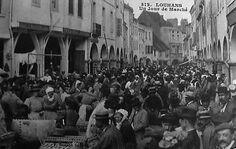 Un jour de marché en Bretagne