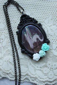Spirited Away - HAKU Dragon Necklace - Hayao Miyazaki