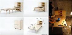 20 muebles increíbles que casi rozan lo mágico 1
