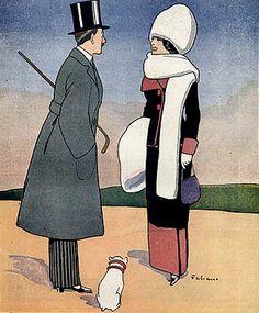 Fabien Fabiano,  1910