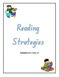 From Clever Classroom on TpT. 13 x Color Reading Strategies Posters - PDF File14 page resource file. Reading is obviously one of the most important life skills children ...