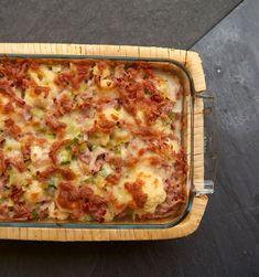 Blomkålform - LINDASTUHAUG Lchf, Keto, Norwegian Food, Good Food, Yummy Food, Lasagna, Nom Nom, Dinner Recipes, Food And Drink