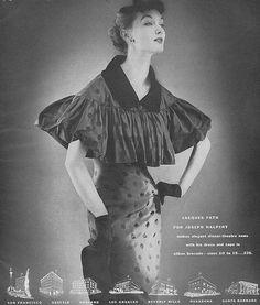 August Vogue 1953 | Flickr - Photo Sharing!