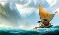 'Independent spirit': Moana and demigod Maui in Moana