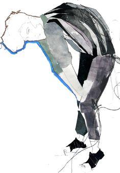 Lanvin Illustrations by Henry Radford | Trendland: Fashion Blog & Trend Magazine