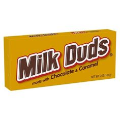 Milk Duds Chocolate and Caramel 5 oz