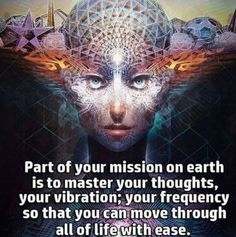 Master your vibration...