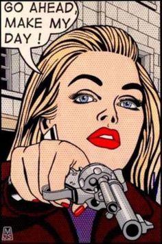 Pop Art : theBERRY