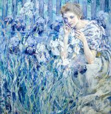 fleur de lis robert reid - beauty