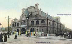 The Hippodrome Theatre, Church Street, Blackpool c1905. CLICK HERE to ...
