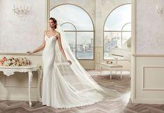 Abiti da sposa 2017 Colet: Wedding look classici dallo stile principesco