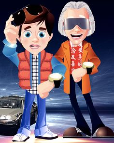 Infographic: What BACK TO THE FUTURE PART II Got Right & Wrong About 2015