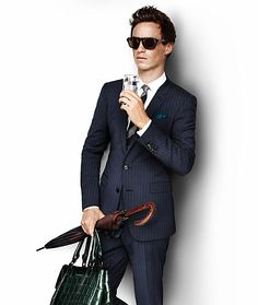Burberry high style for men