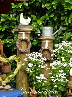 Gartenbuddelei: Besuch in fremden Gärten ... Teil 3