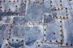 Old Metal Texture with Rivets — Stock Image Bike Cog, Old Planes, Metal Texture, Helmet Design, Riveting, Diy Woodworking, Metal Walls, Metallica, Royalty Free Stock Photos