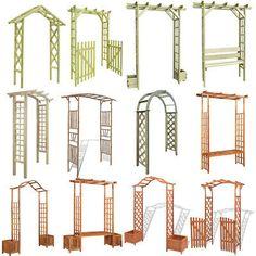 Garden Arch Trellis, Garden Archway, Wood Trellis, Garden Arbor, Garden Gates, Wooden Garden Gate, Landscape Structure, Landscape Design, Landscape Materials