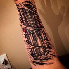 First Tattoo by Tony Yar @ Tony Yar Custom Tattoos, Edmonton Alberta - Imgur