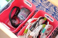 Home Office Organization Diy Binder Clips 60 Trendy Ideas Office Supply Organization, Home Office Organization, Paper Organization, Organizing Your Home, Organizing Ideas, Organizing Solutions, Binder Clip Hacks, Binder Clips, Cord Storage