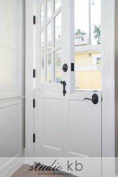Dutch Door Pocket Door Kit Tiny Home Pinterest