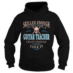 GUITAR TEACHER T-Shirts, Hoodies. GET IT ==►…