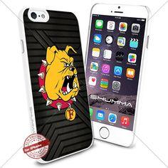 "NCAA Ferris State Bulldogs iPhone 6 4.7"" Case Cover Protector for iPhone 6 TPU Rubber Case White SHUMMA http://www.amazon.com/dp/B0176IC4OS/ref=cm_sw_r_pi_dp_J5MTwb02XQV0C"